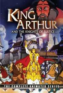 King Arthur and the Knights of Justice Season 2